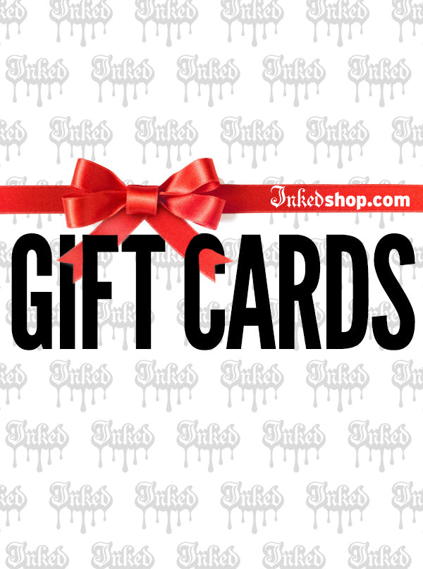 Inked Shop Gift Card