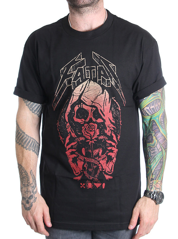 "Men's ""Glass"" Tee by Fatal Clothing (Black)"