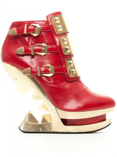 """Gleam"" Wedges by Hades (More Options) - www.inkedshop.com"