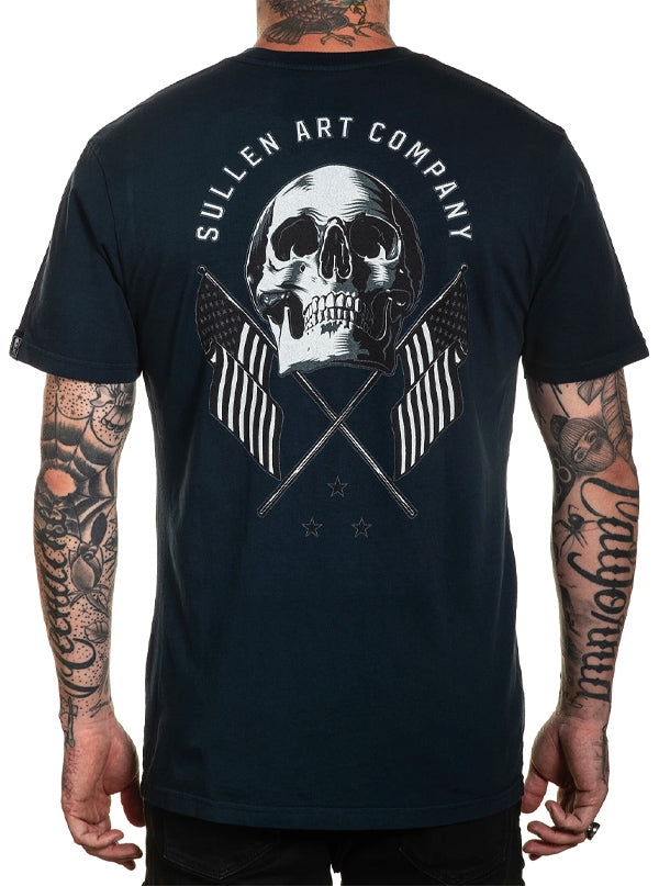 Men's Old Glory Tee by Sullen