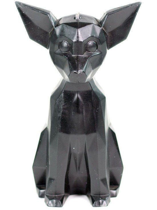 Chihuahua Candle by Skeleton Candles (Multiple Options) - www.inkedshop.com