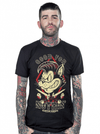 "Men's ""Good For Nothin"" Tee by Kustom Kreeps (Black) - www.inkedshop.com"