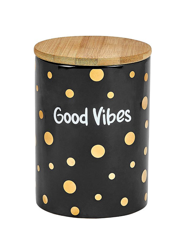 Good Vibes Deluxe Canister