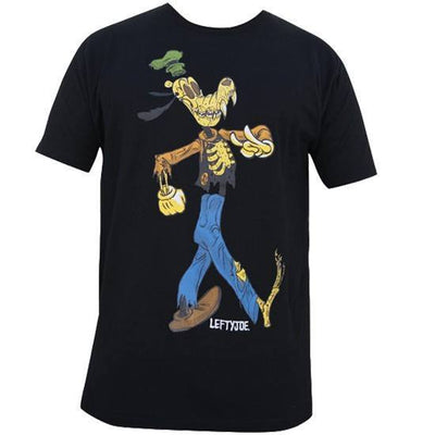 "Mens ""Goofy"" Tee by Lowbrow Art Company (Black) - InkedShop - 2"