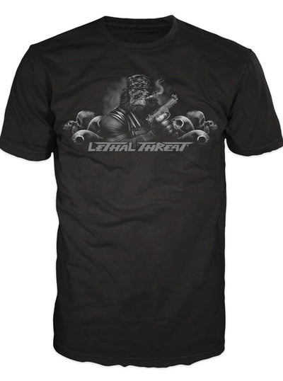 Men's Gorilla Gun Tee by Lethal Threat