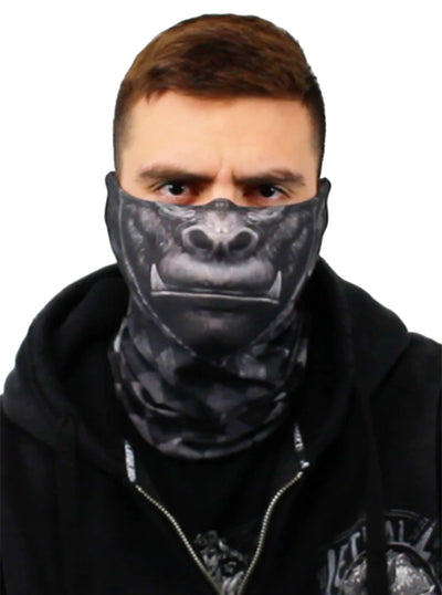 Gorilla Face Mask by Lethal Threat