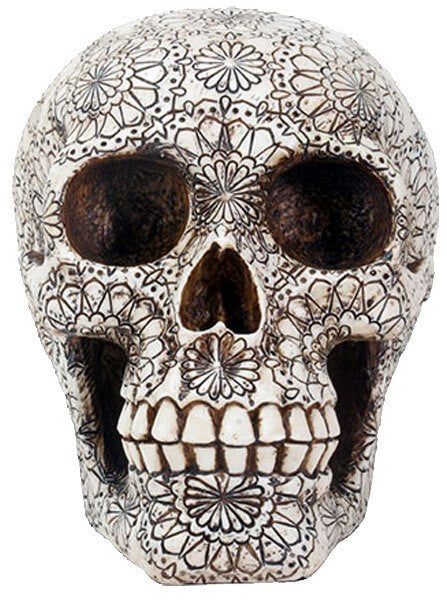 """Gothic"" Skull by Summit Collection - www.inkedshop.com"