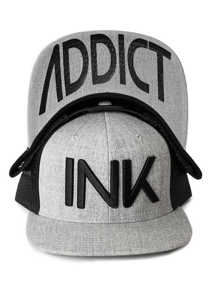 INK Trucker Hat by InkAddict