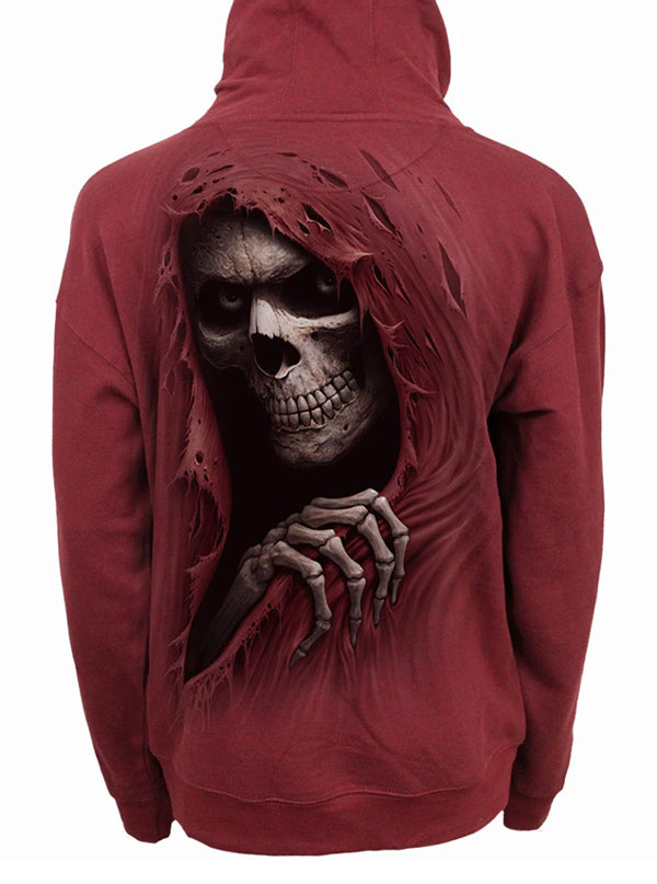 Men's Grim Ripper Hoodie by Spiral USA