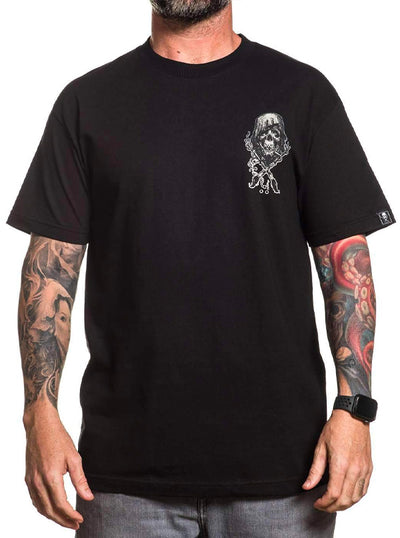 Men's Grind Badge Tee by Sullen