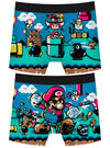 Men's I'm A Grower Boxer Briefs by Harebrained!