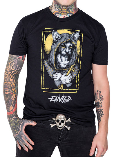 "Men's ""The Guardian"" Tee by Envied Clothing (Black)"
