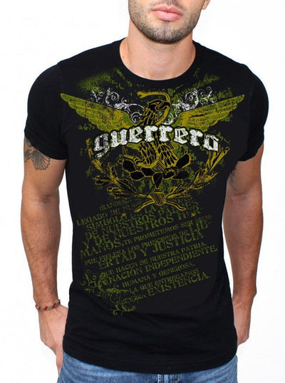 "Men's ""Guerrero"" Tee by 7th Revolution (More Options) - www.inkedshop.com"