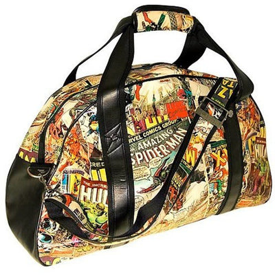Marvel Comics Retro Gym Bag - InkedShop - 1