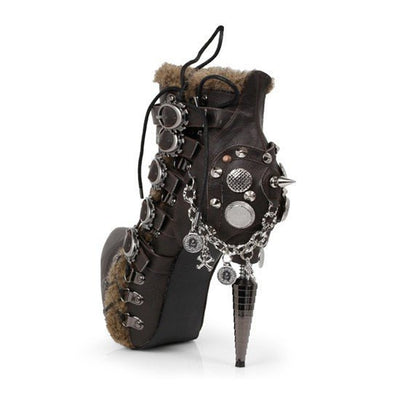 Adler Boot by Hades (Brown) - InkedShop - 3