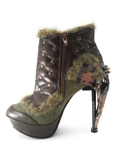 """Agnes"" High Heels by Hades (More Options) - www.inkedshop.com"