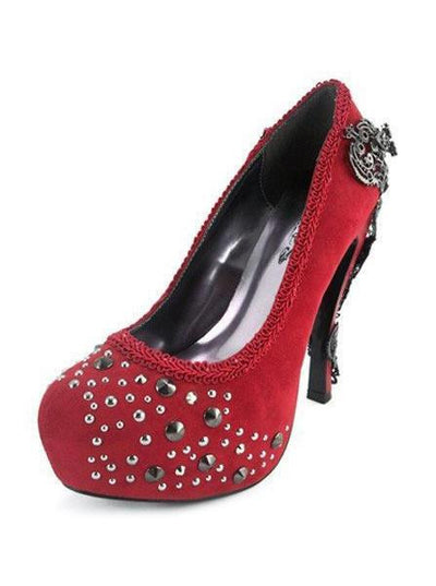 """Amina High Heels by Hades (More Options) - www.inkedshop.com"