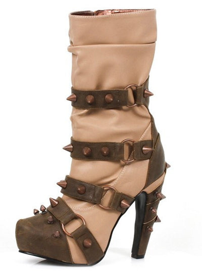"""Bjorn"" Boot by Hades (More Options) - www.inkedshop.com"