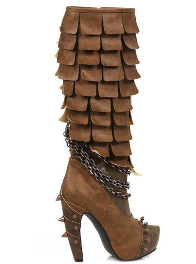 """Caymene"" Boot by Hades (More Options) - www.inkedshop.com"