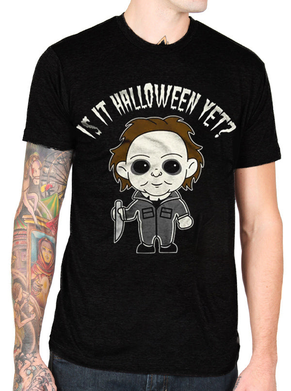 Men's Is It Halloween Yet Tee by Cartel Ink