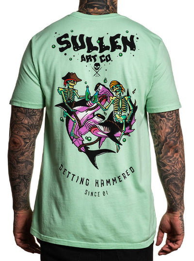 Men's Getting Hammered Tee by Sullen