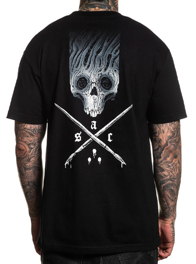 Men's Hammonds Badge Tee by Sullen