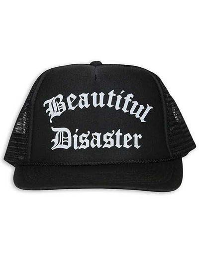 """Punk Princess"" Trucker Hat by Beautiful Disaster (More Options)"