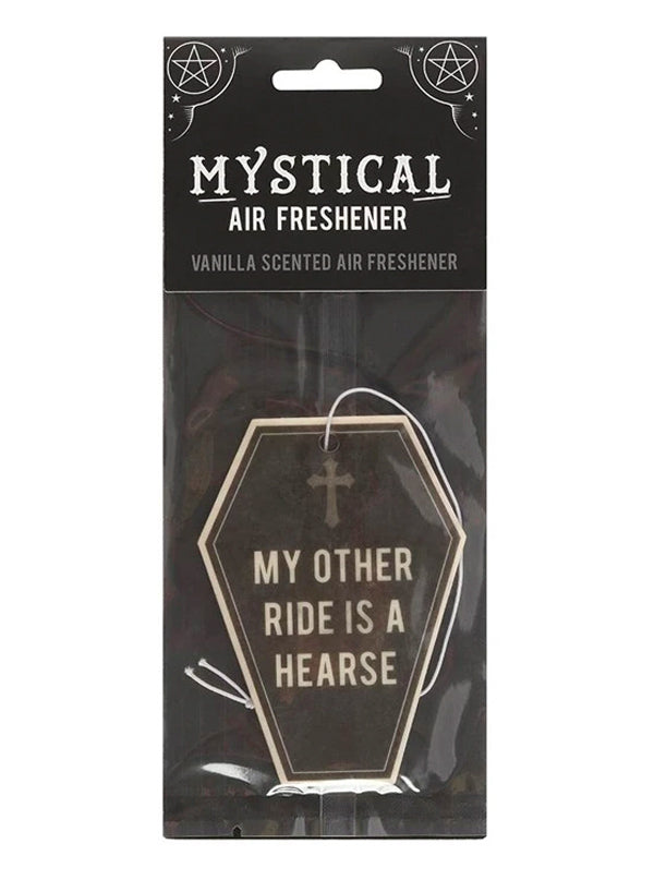 Coffin Air Freshener
