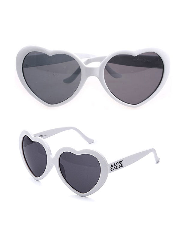 Heart Sunglasses by A Lost Cause
