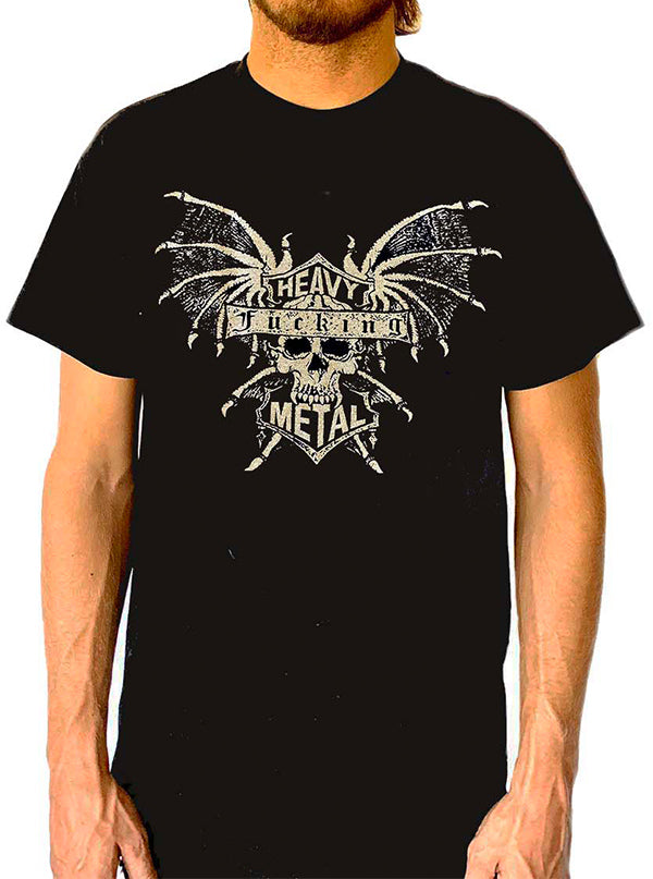 Men's Heavy Metal Tee by Gypsy Treasures