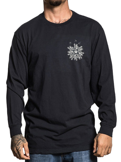 "Men's ""Hector Fong"" Thermal by Sullen (Black)"