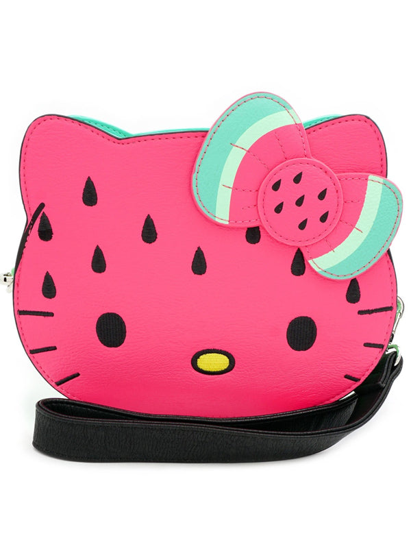 Hello Kitty Watermelon Crossbody Bag by Loungefly