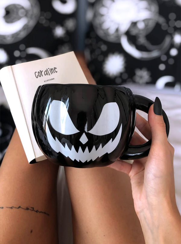 Hell-o-ween Mug by Killstar