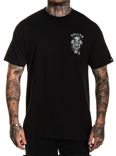 Men's Holst Badge Nightmare Tee by Sullen