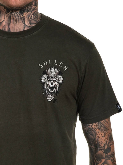Men's Holst Badge Tee by Sullen
