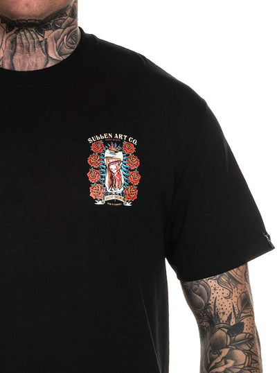 Men's Holy Water Tee by Sullen