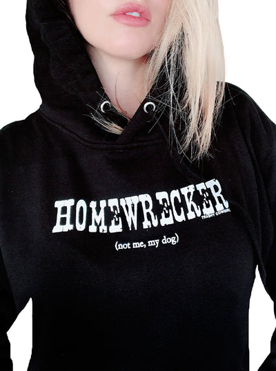 Women's Homewrecker Hoodie by Trashy Cowgirl