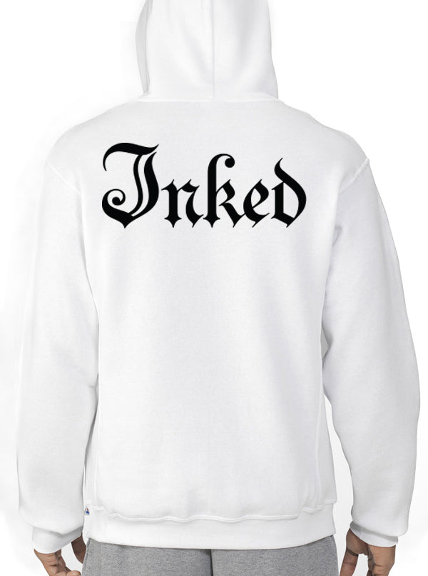"Men's ""Inked Logo"" Hoodie by Inked (More Options)"