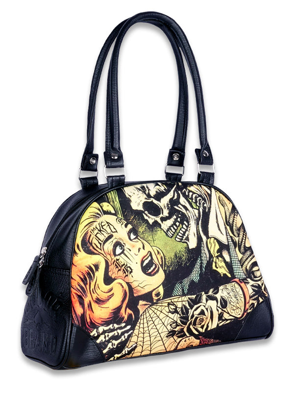Horror Bowling Bag by Liquorbrand