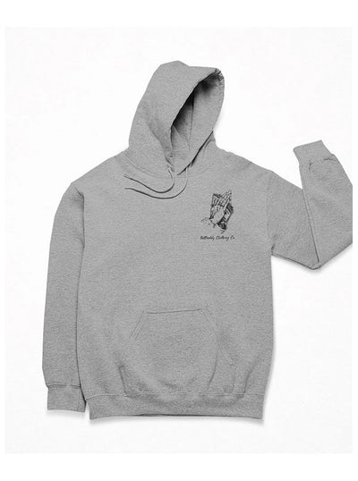 Men's No Fool Hoodie by Tat Daddy