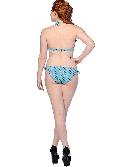 "Women's ""Dusty"" Polka Dot Bikini by Banned Apparel (More Options) - www.inkedshop.com"
