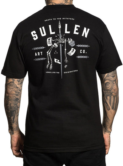 Men's Imitators Tee by Sullen