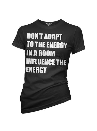 Women's Influence The Energy Tee by Ascension Apparel