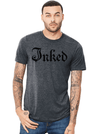 "Men's ""Logo"" Tee by Inked (More Options) - www.inkedshop.com"