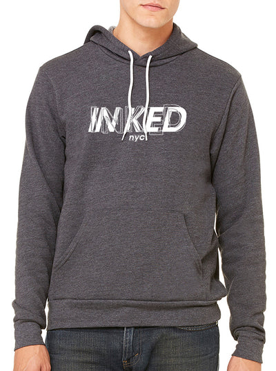 "Unisex ""Inked Sketch"" Hoodie by Inked (More Options)"
