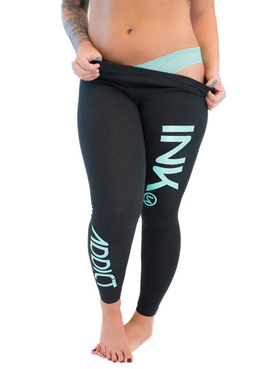 Women's INK Leggings by InkAddict