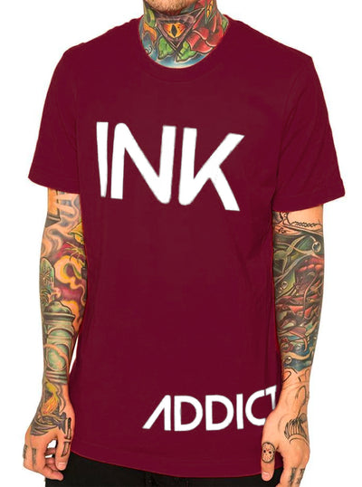 Men's Winter INK Tee by InkAddict