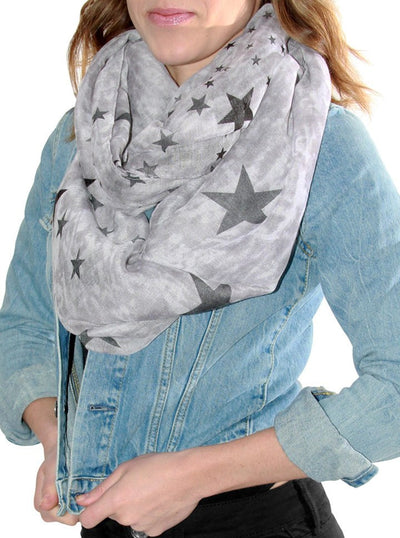 """Starry"" Scarf (More Options) - www.inkedshop.com"