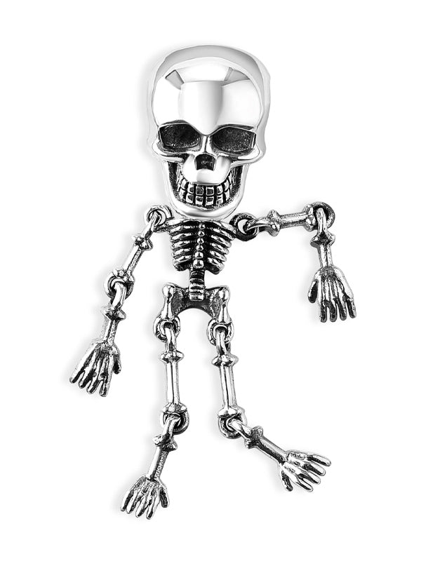 Jack Skeleton Charm by Cristy Cali