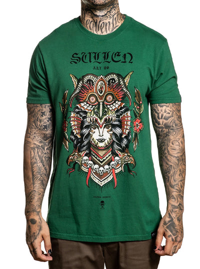 Men's Jade Mermaid Tee by Sullen